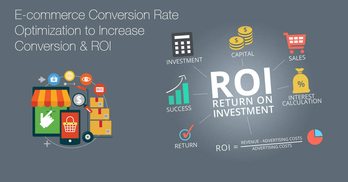 Optimize Your Ecommerce Website to Increase Conversion & ROI
